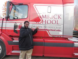 Hamrick School Alum Richard Fain