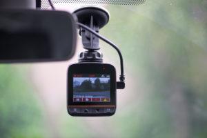 semi truck dash cam